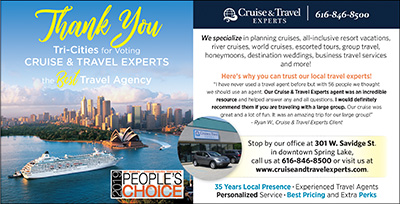Best Travel Agency – People's Choice West Michigan